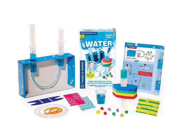 Thames and Kosmos Little Labs Water Science Kit x 1